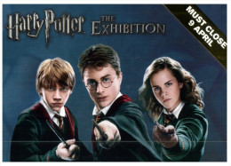 (PF 850) Aventi Card - Harry Potter - Acteurs