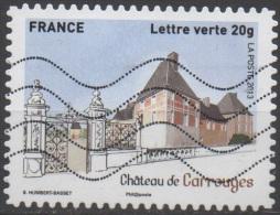FRANCE  N°871__OBL VOIR SCAN - Francia