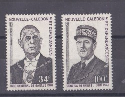 Nouvelle Calédonie N° 377 Et 378** - New Caledonia