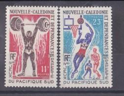 Nouvelle Calédonie N° 375 Et 376** - New Caledonia
