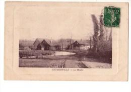 80-----GUIMERVILLE--le Moulin--voir 2 Scans - France