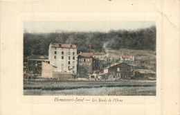 54 HOMECOURT JOEUF LES BORDS DE L´ORNE EDITION DES COMPTOIRS FRANCAIS - Homecourt