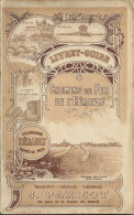 LIVRET- GUIDE  CHEMIN DE FER DE L'HERAULT - Chemin De Fer & Tramway