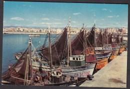 Vinaroz - Vista De La Ciudad Y Del Puerto / A View Of The Town  ....  See The Scans For Condition. ( Originalscan !!! ) - Castellón