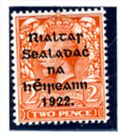 1922 - IRLANDA - EIRE - IRELAND - Mi. 15 III -  MNH - (PG10062014...) - 1922 Governo Provvisorio