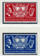 1939 - IRLANDA - EIRE - IRELAND - Mi. 69/70 -  MLH - (PG10062014...) - 1937-1949 Éire