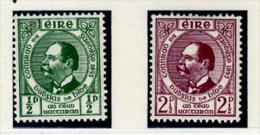 1943 - IRLANDA - EIRE - IRELAND - Mi. 88/90 -  MLH - (PG10062014...) - 1937-1949 Éire