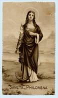 SANTA FILOMENA VERGINE E MARTIRE - Images Religieuses