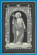 Bidprentje Van Ludovica Rigols - Koolskamp - Beveren - 1824 - 1881 - Devotion Images