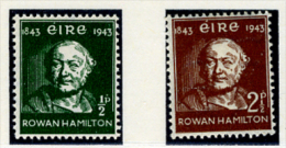 1943 - IRLANDA - EIRE - IRELAND - Mi. 91/92 -  MNH - (PG10062014...) - 1937-1949 Éire