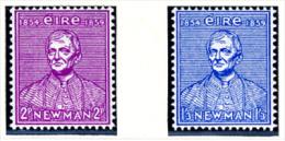 1954 - IRLANDA - EIRE - IRELAND - Mi. 122/123 -  MLH - (PG10062014...) - 1949-... Repubblica D'Irlanda