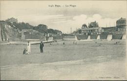 76 DIEPPE / La Plage  / - Dieppe