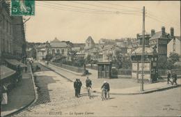 76 DIEPPE /  Le Square Carnot  / - Dieppe