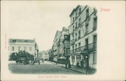76 DIEPPE / Place Camille Saint Saens   / - Dieppe