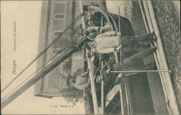 76 DIEPPE / Ouvriers En Radoub / - Dieppe