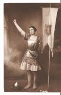 Dax. Saint-Paul-les-Dax.Carte Photo Jeanne D'Arc.Souvenir Du 5 Et 12.2.28. - Dax