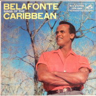 Harry Belafonte 33t. LP USA *sings Of The Caribbean* - Vinyl Records