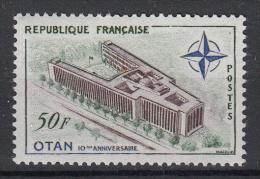 EUROPES GEDACHTE :NATO/NAVO/OTAN - Michel - 1959 - Frankrijk - Nr 1272 - MNH** - Ideas Europeas