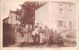 """¤¤  -   1611   -  """" Les Scènes Villageoises """"  -  La Danse De La Gigue    -  ¤¤ - France"""