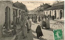 Tiaret - Rue Bugeaud - Tiaret