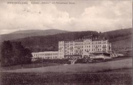 ALTE AK  FREIWALDAU - Gräfenberg / Österr. Schlesien 1908 - Schlesien