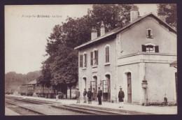 France - AZAY LE RIDEAU - La Gare - Indre Et Loire - Carte Postale CPA   // - Azay-le-Rideau