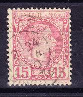 Monaco - 1885 - Mi# 5 Gestempelt - Non Classés