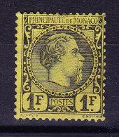 Monaco - 1885 - Mi# 9 * - Attest - Monaco