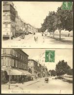 PAUILLAC 2 CPA Des Quais (LL) Gironde (33) - Pauillac