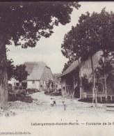 France - Doubs - LABERGEMENT SAINTE MARIE - Fontaine De La République - Carte Postale 25 - CPA   // - Pontarlier