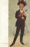 CPA (  Musique B 11) EMILE MENDELS - Cartes Postales