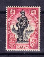 Malta - 1925 - Mi.# 96 * - Malte