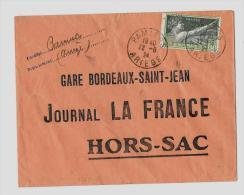 09 – ARIEGE « PAMIERS »Manuscrit D'Imprimerie – Tarif « HORS-SAC - Storia Postale