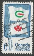 Canada. 1969 Canadian Games. 6c Used - 1952-.... Reign Of Elizabeth II