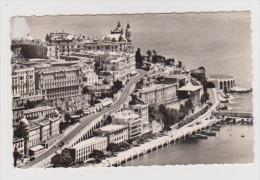 MONACO - MONTÉ CARLO - Montée Beau Rivage - Flamme Principauté - 2 Scans - - Monte-Carlo