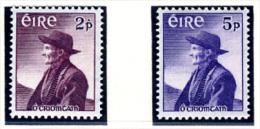 1957 - IRLANDA - EIRE - IRELAND - Mi. 130/131 -  MLH - (PG10062014...) - 1949-... Repubblica D'Irlanda