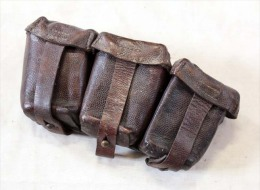 WWI  Cartouchière Allemand - Ausrüstung