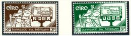 1958 - IRLANDA - EIRE - IRELAND - Mi. 140/141 -  MLH - (PG10062014...) - 1949-... Repubblica D'Irlanda