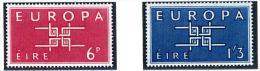 1963 - IRLANDA - EIRE - IRELAND - Mi. 159/160 -  MNH - (PG10062014...) - 1949-... Repubblica D'Irlanda