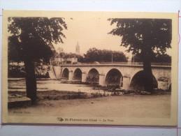 St FLORENT-sur-CHER, Le Pont - Saint-Florent-sur-Cher