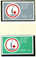 1963 - IRLANDA - EIRE - IRELAND - Mi. 160/161 -  MNH - (PG10062014...) - 1949-... Repubblica D'Irlanda