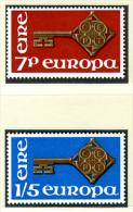 1968 - IRLANDA - EIRE - IRELAND - Mi. 202/203 -  MNH - (PG10062014...) - 1949-... Repubblica D'Irlanda
