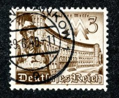 8491  Reich 1940 ~ Michel #739  ( Cat.€.60 ) - Offers Welcome! - Used Stamps