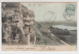 77 - NANDY - La Grotte - Autres Communes