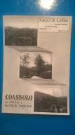 Coassolo - Valli Di Lanzo - Italia
