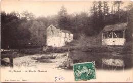 SEMUR - Le Moulin Charras - Semur