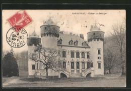 CPA Marmanhac, Château De Sedaiges - Frankrijk