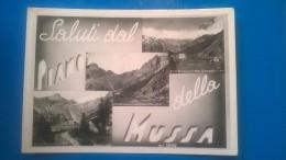 Saluti Dal Piano Della Mussa - Italy