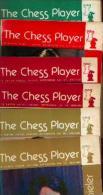 """(échecs) """"The Chess Player"""" - Lot De 6 Bulletins (1975) - Jeux De Société"""