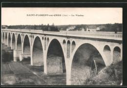 CPA Saint-Florent-sur-Cher, Le Viaduc - Saint-Florent-sur-Cher